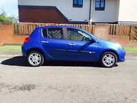2006 Renault Clio 1.5 dCi Dynamique 5dr, MOT, FSH, Owner Since NEw