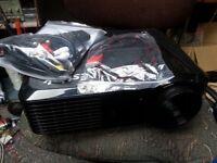 Full HD portable video projector 1280x800