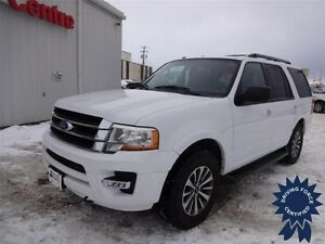 2015 Ford Expedition XLT 4WD - 3.5L V6 - 40,068 KMs - Seats 8