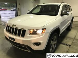 2015 Jeep Grand Cherokee 4x4 Limited Nav*Cuir*Toit