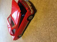 Collectable mustang