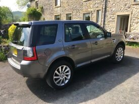 Land Rover Freelander 2 HSE SD4 Auto 2.2 2011