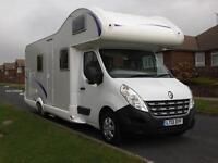 2013 Rimor Katamarano. Motorhome Hire. Campervan Rental. 6/7 Berth. Brighton, Sussex & Gatwick