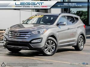 2014 Hyundai Santa Fe Sport AWD! 1 OWNER! ONLY 40K! *8-WAY PWR D