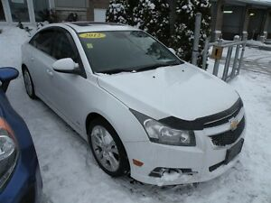 2012 Chevrolet Cruze LT Turbo RS