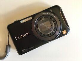 Compact Digital Camera - Panasonic Lumix with Leica Lens