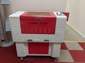 Laser Cutter - Laser Machine - HPC Laser Engraver 6040