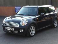 MINI COOPER CLUBMAN ESTATE 2008 (08 REG)*£3499*LONG MOT*F/S/H*PX WELCOME*DELIVERY