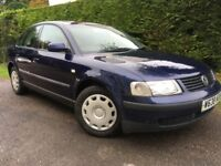Volkswagen Passat 1.9 tdi diesel manual full service history one owner long MOT