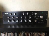 Bozak CMA 10 - 2DL Mixer Preamp Original 70's Bozak Urei