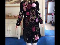 laura ashley dress coat