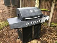 Gas barbecue grill