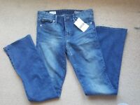Gap Jeans 26R perfect boot New with tags