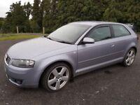 Audi A3 2.0 sport 2004