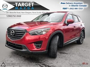 2016 Mazda CX-5 GT! AWD! LEATHER! BOSE! REVERSE CAM! GT! AWD! LE