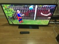 "GREAT CONDITION 39""DIGITHOME led full Hd 1080P+freeveiw inbuilt Tv"