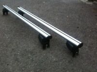 Atera Signo roof bars with fitting for Renault Scenic Mk2