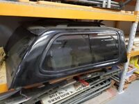 Mitsubishi L200 Mk6 Long Bed Double Cab Canopy 2009 - onwards