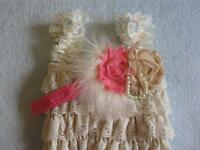 Tutu sets with hair accessories for photoshoots or everyday play