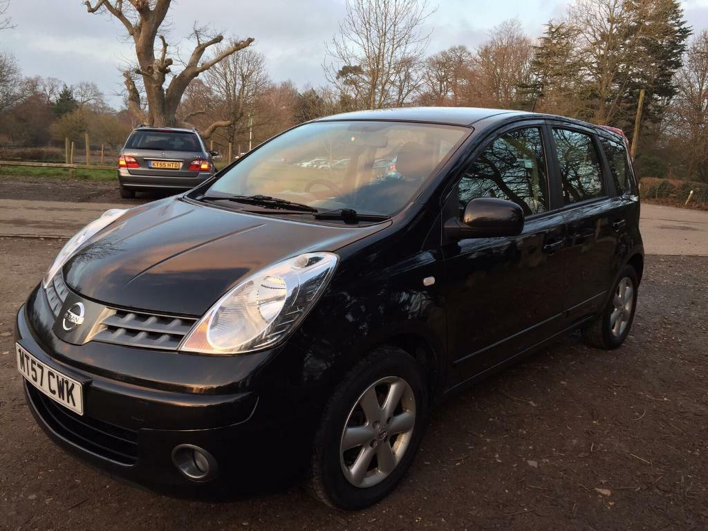 Nissan Note 1.6 petrol