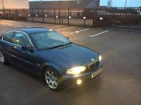 BMW 3 SERIES (E46) COUPE 2.5 CI 2001