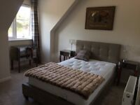 stunning small double bed with headboard and mattress