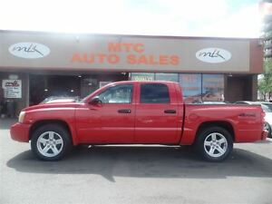 2007 Dodge Dakota SLT, 4WD