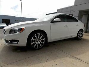 2014 Volvo S60 T6 AWD, Toit, Camera-recul, Sieges chauffants