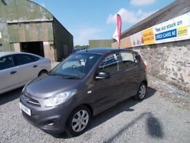 2011 HYUNDAI I10 COMFORT £20 YEAR ROAD TAX 12 MONTHS MOT EXCELLENT SMALL CAR MUST BE SEEN AND DRIVEN