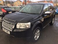 2007/ 57 Landrover Freelander 2.0 Diesel ...Fantastic value ..Brand new D/Mass + Clutch just fitted.