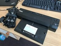 Dell Docking Station - Advanced Port Replicator with USB3