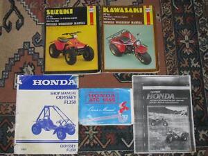 """"""" HD-Calendar-  Bike - ATV Manuals - Bike Parts & Stuff."""" Peterborough Peterborough Area image 3"""