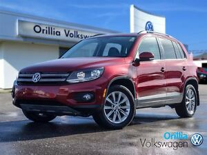 2013 Volkswagen Tiguan BLUETOOTH, ALL WHEEL DRIVE, SUNROOF