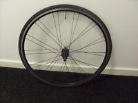 Road bicycle rear wheel
