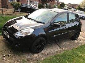 renault clio expression dci eco2, 5dr, tax exempt, full service history, 53k miles