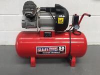 Air Compressor Sealey 50L
