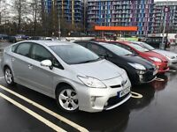Toyota Prius Tspirit 2011, PCO & Uber registered, Ready for Rent / Hire, £130 a week.