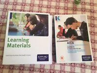 ACCA P3 Business Analysis Kaplan study material