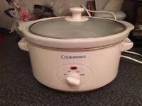Cookworks 3.5L Slow Cooker