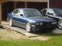 Part out e34 BMW M5 1991