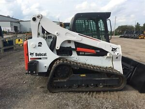 2016 Bobcat T770 Skid Steer