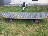 Bart Simpson Skate board
