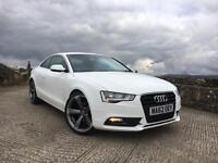 2012 Audi A5 2.0 Tdi SE 161 Bhp 6 Speed Coupe. New Model. Finance Available
