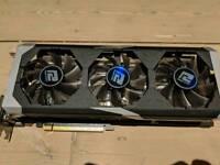Powercolor AMD Radeon R9 390 8GB Triple Fan Graphics Card GPU