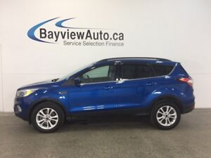 2017 Ford ESCAPE SE- 4WD! ECOBOOST! HTD SEATS! REV CAM! SYNC!