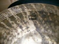 "TRX 21"" ride cymbal for sale in mint condition, no longer needed so moving it on."