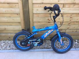 Raleigh kids bicycle suitable from 3 years