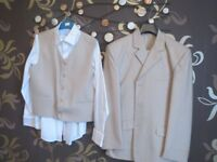 Boys Three piece Suit .