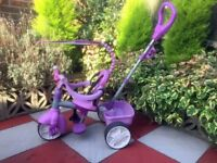 Little Tikes 4-in-1 childs trike bike - 4 stages to grow
