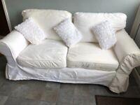 2 seater sofa in vgc